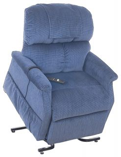 Golden PR501SW Small Extra Wide Electric Lift Recliner