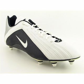 Speed D Lowtop Mens SZ 16 White Football Cleats Baseball Cleats Shoes