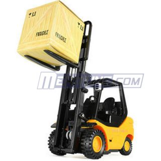 Mini R/C Desk Forklift with Lifting Arm Truck Toy