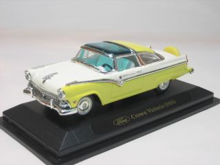 Ford Crown Victoria 1955 1 43 diecast model SALE RARE VINTAGE