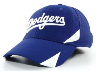 Los Angeles Dodgers Hat Cap Nike Swoosh Flex Fit M L