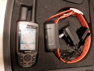 USED Garmin Astro 220 handheld GPS dog tracking system With Dc 40