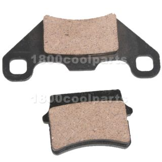 Kids ATV Disc Brake Pad 4 Wheeler Go Kart 50cc 70cc 90cc 110cc 125cc