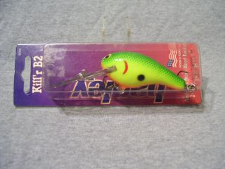 Bagley Lure DDKB2 69 0 to 14 Fort Myers FL. Fishing Tackle Box Bait