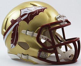 Florida State Seminoles Riddell NCAA Revolution Speed Mini Football