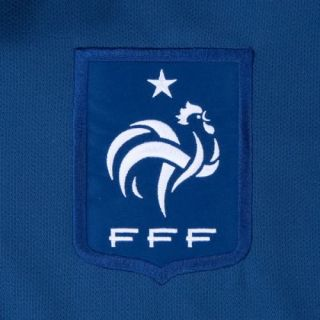 New France Home Soccer Jersey Football 2011 2012 NWBT