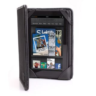 Protective Folio Cover Case for Kindle Fire Tablet