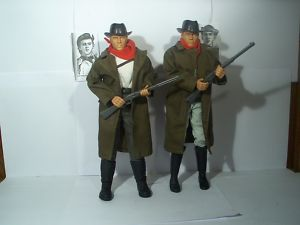 Jesse James Frank James Outlaw Custom 12 Figures