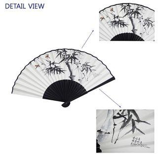Korean Arts / Beautiful Fans of Korea  Puchae (folding fans)  2