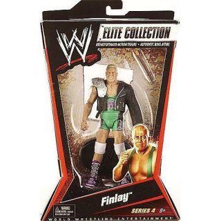 Finlay Mattel WWE Elite Series 4 Action Figure Toy