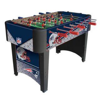 New England Patriots NFL Logo Foosball Table