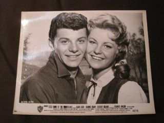 Frankie Avalon Alana Ladd Guns of The Timberland