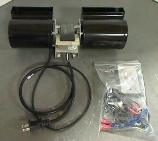 Fasco GFK 160 Fireplace Blower Fan Kit For Heat & Glo Quadra Fire