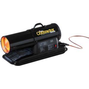 000 BTU Portable Kerosene Forced Air Heater ENEMH50KR Brand New