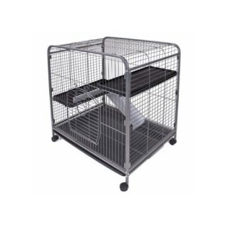 Ware Mfg Home Sweet Home 3 Level Small Animal Cage 01909
