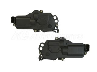 New Power Door Lock Actuator Left Right Pair Set for Ford Lincoln
