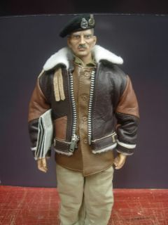 Scale Custom British Field Marshal Bernard Montgomery WW2 by