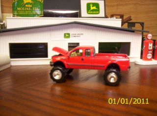 64 Ford F 250 Super Duty w Lift Kit Mud Tires