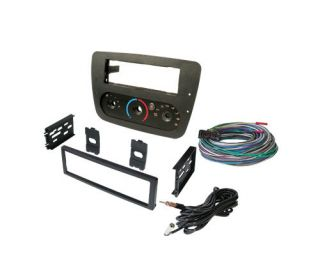 Ford Radio Stereo Install Dash Kit with Wire Harness 3