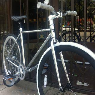 Fixed Gear Single Speed Bike Fixie Purefix