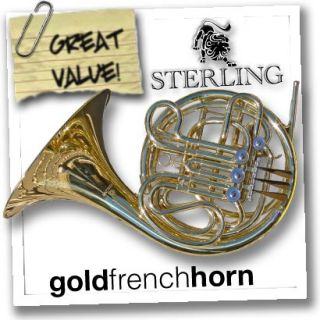 Stunning BB F Double French Horn ★ High Quality ★ Brand New