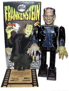Frankenstein Robot Japan Tin Toy Windup Boris Karloff