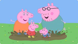 Peppa Pig US Formatt DVD 2hrs Long