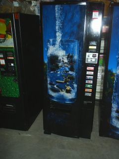 Slightly Used Vending Soda Machines Dixie Narco 276 E