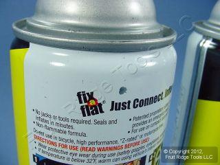 Fix A Flat S410 6 Scratch & Dent 12oz Inflator/Sealant Cans