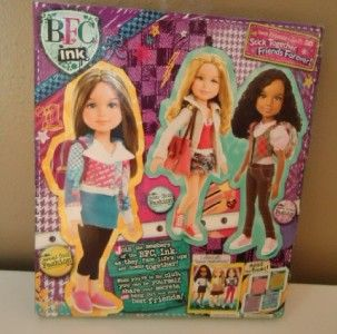 BEST FRIENDS CLUB BFC INK 18 IN DOLL CLOTHES OUTFIT NIB