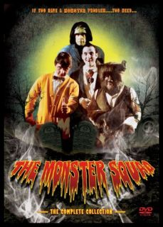 Monster Squad The Complete Series New SEALED 2 DVD Set