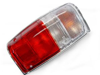 1984 1985 1986 1987 1988 TOYOTA PICKUP 4WD RED/CLEAR TAIL + CORNER