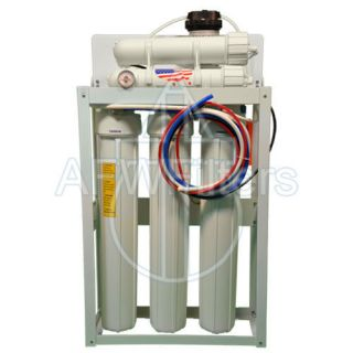 Reverse Osmosis 400 GPD Ro Water Filter System with Pump