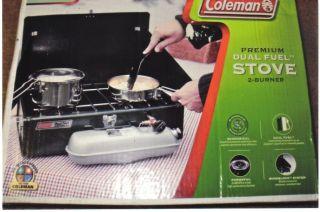 Coleman Liquid Dual Fuel Stove