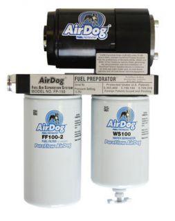 Air Dog Fuel System Chevy Gmcdiesel Duramax 01 09 150g