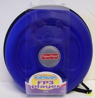 Fisher Price Kid Tough FP3 Player Case Blue New