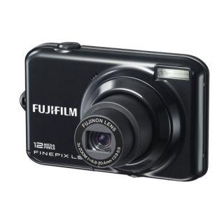 FujiFilm FinePix L50 (Black) 12.0 MP 3.0x Optical Zoom Digital Camera