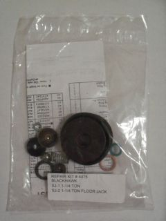 REPAIR SEAL KIT FOR BLACKHAWK SJ 1 SJ 2 1 1 4 1 25 TON FLOOR JACK