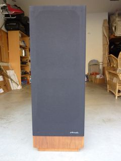 Polk Audio SDA 1A Floor Standing Speakers