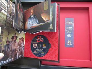 McCoys History Channel Deluxe Promo DVD Kit Full Episodes RARE