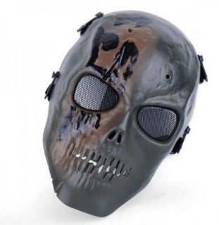 Army of Skull Full Face Airsoft Protector Mask 112