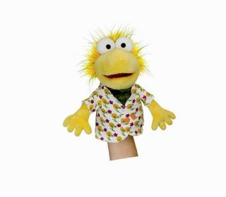 Fraggle Rock Wembley Hand Puppet Jim Henson Muppets Forever Collection