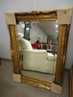Gold Frame Gilt Mirror