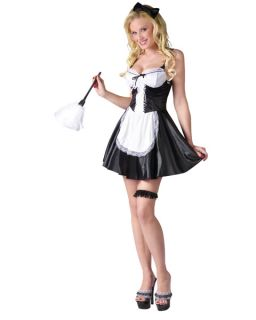 Womens Sexy French Maid Costume