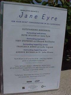 JANE EYRE EMMY DVD BBC RUTH WILSON CHARLOTTE BRONTE 07