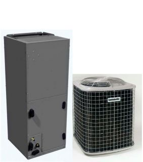 Ton 13SEER R4 10A Electric Heating System Condenser Air Handler A