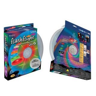 Nite Ize Flashflight LED Light Up Flying Disc   Disc O Color