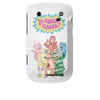 Blackberry Bold 9900 Barely There Case Yo Gabba Gabba YGG Crew