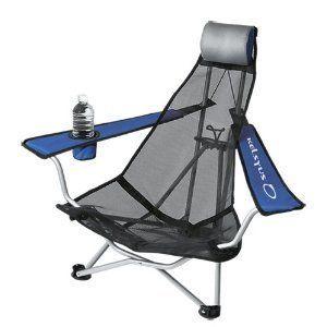 Kelsyus Portable Folding Camping Beach Backpack Chair
