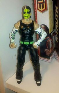 Jeff Hardy WWE Mattel Elite Series 1 Variant 1 of 500 Unreleased